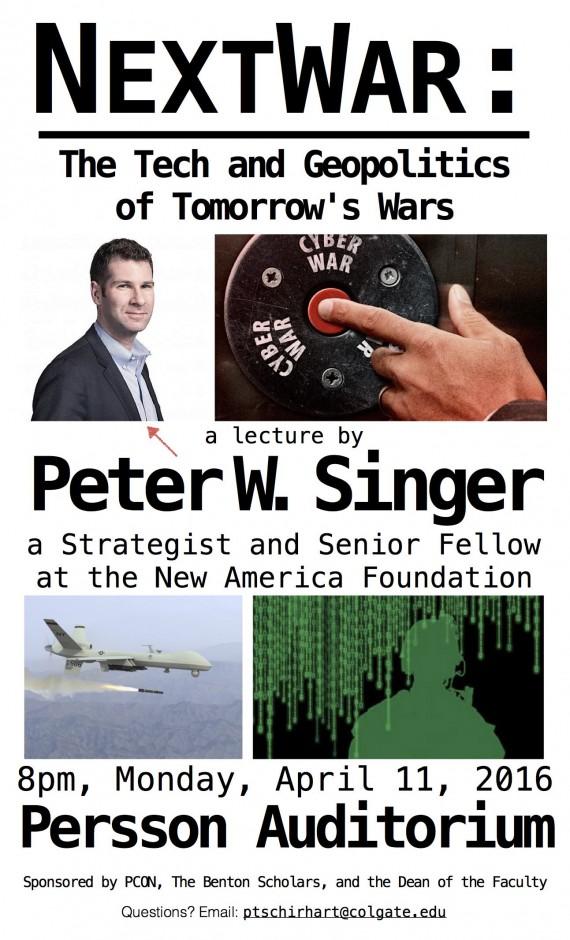Singer - NextWar Poster jpeg