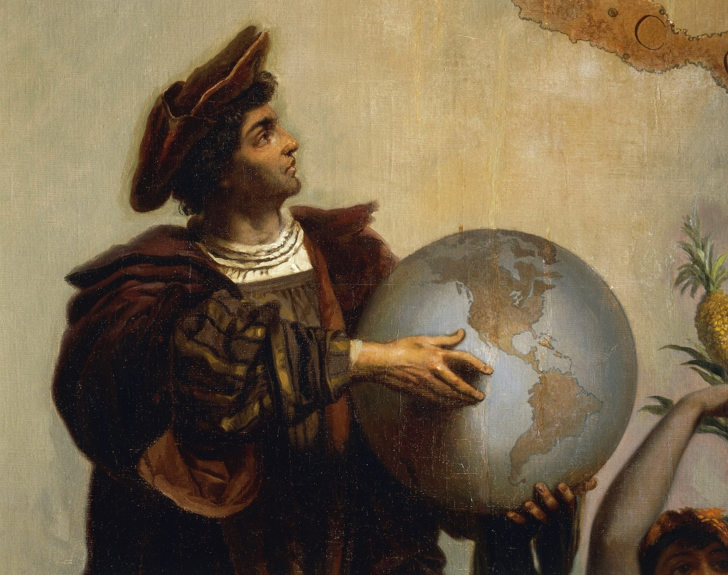 the life and times of christopher columbus How columbus sailed into us history, thanks to italians : writer washington irving's a history of the life and voyages of christopher columbus, published in 1828 a new york times editorial had this reaction.