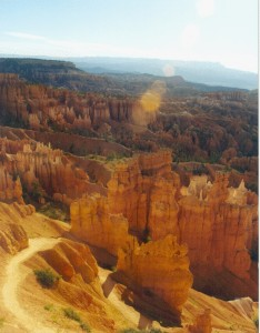 Bryce Canyon from Sunset Point - Claron Formation