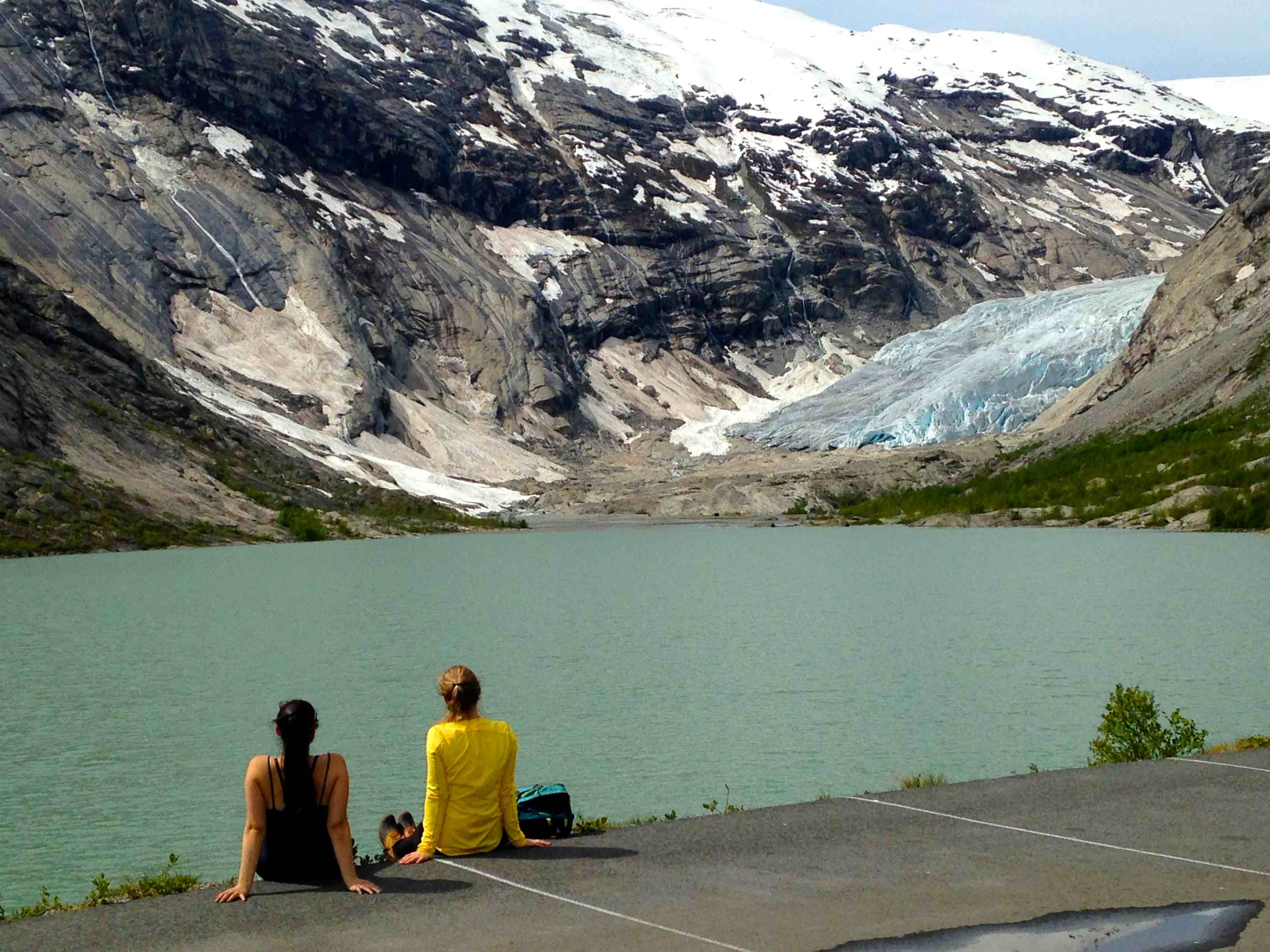 What Is Future Of Libraries >> Nigardsbreen Glacier Hike | Off-Campus Learning Blog