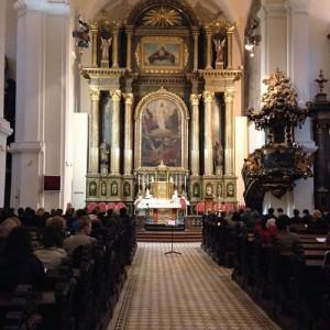 Jesuit Church of the Holy Redeemer (Bratislava)