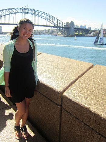 Jia Zheng'14 Australia