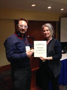Spadola-Geertz Award