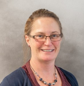 Deb Hanson, recently hired Food Service Manager of Sustainability Programs.