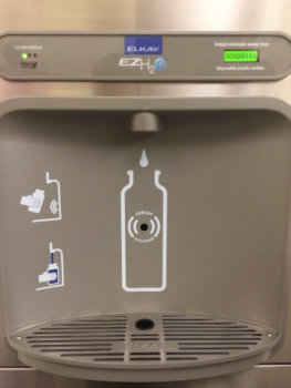 Elkay Water Bottle Refill Station