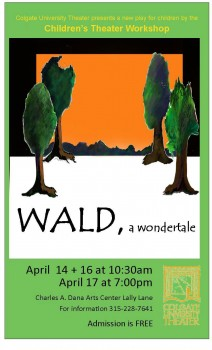 Poster for Wald, a Wondertale
