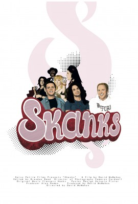Skanks movie poster