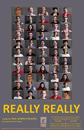 Really Really Poster