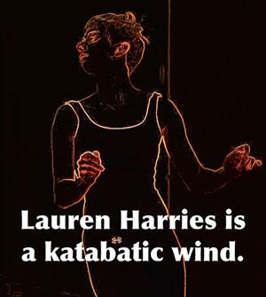 Illustration Lauren Harries