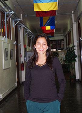 Gabriela Bezerra '13