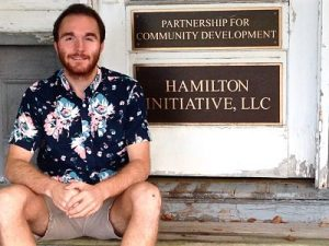 Luke Felty '17 and the Partnership for Community Development in Hamilton